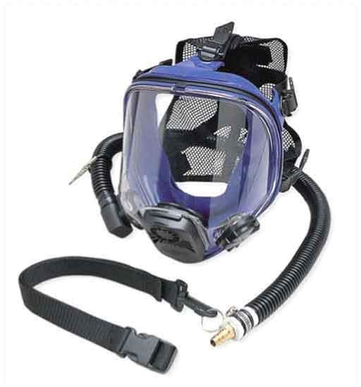 Full Face Respirator – Allegro Industries