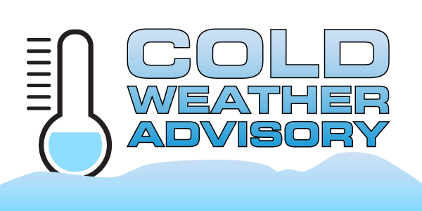 Cold Weather Advisory