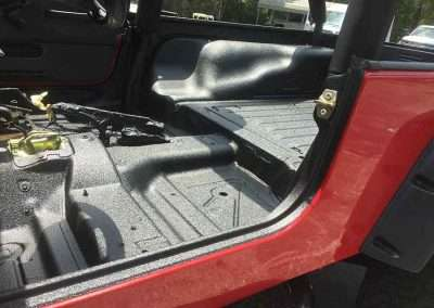 Guardian™ Bed Liner - Rugged Golf Cart - Phoenix Protective Coatings
