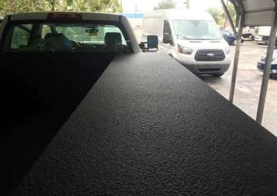 Utility Body Coating- Guardian™ Bed Liner - Phoenix Protective Coating