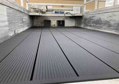 Fire Truck Roof Deck - Guardian™ Protective Coating - Phoenix Protective Coatings