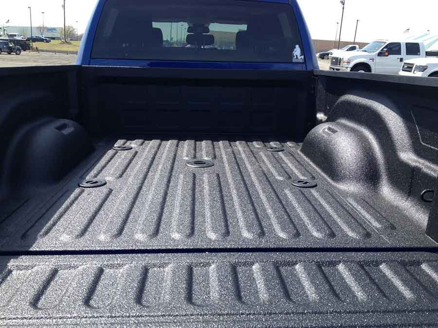 Guardian™ Bed Liner - Phoenix Protective Coatings