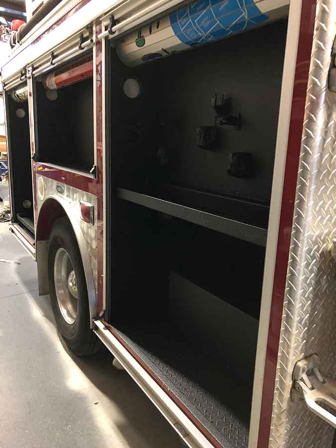 Fire & Rescue Truck - Guardian™ Protection - Phoenix Protective Coatings