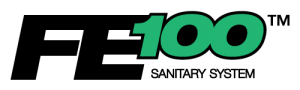 FE-100 logo