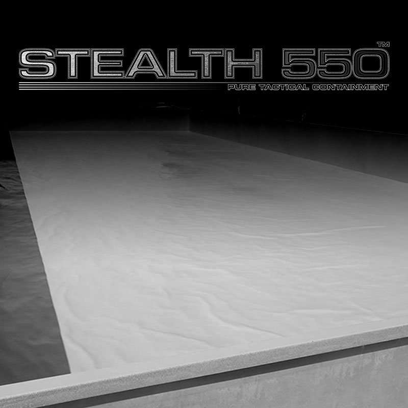 Stealth 550™ - Pure Tactical Containment